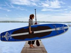 Outback Inflatable Stand Up Paddle Board | RAVE Sports