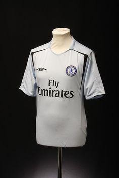 Chelsea Away Kit 2005-06