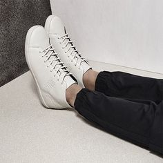 """After teasing its second drop earlier this week, @productofnewyork is back with a closer look at its footwear offerings for the 2015 fall/winter season. The latest additions to the luxe footwear brand's lineage of finely designed shoes showcase both quality craftsmanship and materials in equal measure, ushering in 3 new models crafted from premium Epi leather. View the """"EPI Pack"""" in its entirety today at hypebeast.com."""