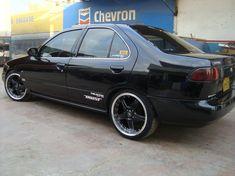 Nissan Sentra Tuning, Jdm, B13 Nissan, Cadillac, Tattoo Designs, Cars, Vehicles, Projects, Shopping