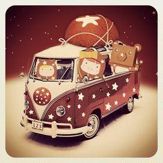 Siete pronti per il weekend? Fate il pieno di Mooncake e amici! :)