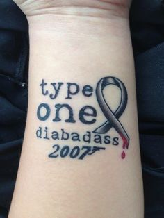 diabetes tattoo ideas - Google Search