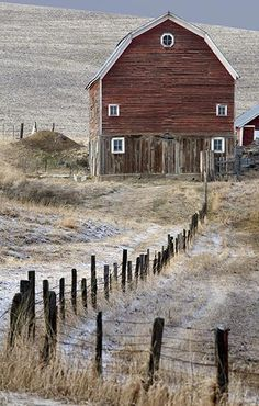 frosty barn #rustic #brown #rustic brown