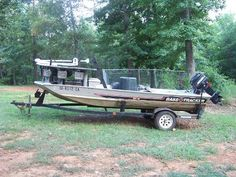 Ams bowfishing boats aluminum boats pinterest boats for How to not get seasick on a fishing boat