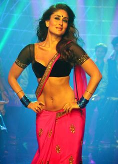 Kareena Kapoor. She's my favorite! Loved her in this movie.