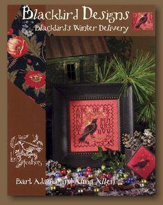 Blackbird Design - Winter Delivery