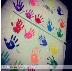 EOY Class Pillowcase Project *3 FREEBIES*