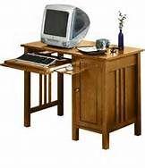 mission style desks - Bing Images