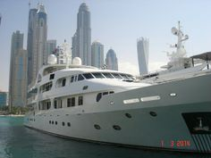 M/Y Moonlight yacht of Dubai