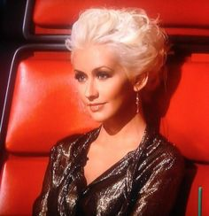 Christina Aguilera in The Voice 5.. 2013...!! The Divineeee!!