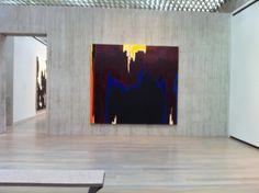 Clifford Still Clyfford Still, Be Still, West Coast, Galleries, Passion, Studio, Abstract, Artist, Living Water
