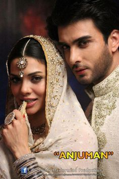 Imran Abbas Naqvi Wedding Pics Stani Bride And Groom Not Indian