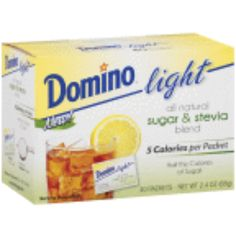 I'm learning all about Domino Light All Natural Sugar