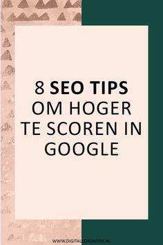 Wil je meer bezoekers op je blog? Verbeter je SEO met deze simpele, maar effectieve SEO tips. Je zult gegarandeerd hoger in Google te komen!