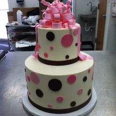 Polka dot birthday cake Polka Dot Birthday, Birthday Ideas, Birthday Cake, Decorated Cakes, Cooking Time, Cake Ideas, First Birthdays, Cake Decorating, Diva
