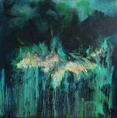 "Saatchi Art Artist Peterson Paul; Painting, ""Crystal Palace"" #art"