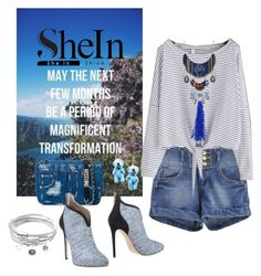 """""""She-in-ery"""" by sahelirima on Polyvore featuring Moschino, Jennifer Lopez and Betty Blue"""