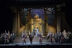 Turandot final scene.