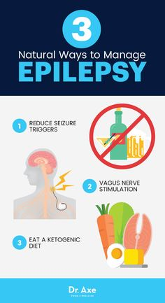 """Prevent Seizures Naturally: 3 Ways to Manage Epilepsy Symptoms According to the Epilepsy Foundation, epilepsy (which means the same thing as """"seizure disorders"""") is the fourth most common neurological disor. Rolandic Epilepsy, Causes Of Epilepsy, Epilepsy Facts, Epilepsy Types, Epilepsy Awareness, Seizure Symptoms, Seizures In Children, Seizure Disorder, Neurological Disorder"""