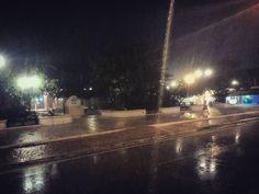 > #Jaraguenses con ambiente lluvioso