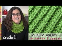 How to crochet a Round Scarf Tutorial Learn How to Crochet rib stitch hat. In this video I will teach you how to make a crochet rib hat. Many of you asked me to make a crochet. Col Crochet, Crochet Hood, Easy Crochet, Fingerless Gloves Crochet Pattern, Knitted Gloves, Crochet Neck Warmer, Scarf Tutorial, Spring Scarves, Poncho