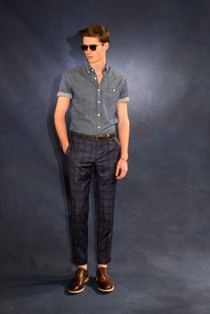 Todd Snyder Spring 2014 Menswear Collection