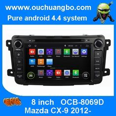 Ouchuangbo Stereo GPS Navigation DVD Multimedia Player for Mazda CX-9 (2012-) android 4.4