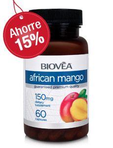 El MANGO AFRICANO es un suplemento para la pérdida de peso sin estimulantes, con proteínas, que ayuda a convertir la grasa en energía utilizable para controlar el apetito y regular los niveles de glucosa en sangre.