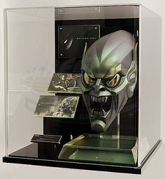 Green Goblin Helmet Green Goblin Mask, Stan Lee Spiderman, The Sinister Six, Best Villains, 3d Prints, Old Dogs, Thor, Marvel Comics, Cool Things To Buy