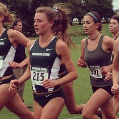 Go, Shelby, Go! 2nd place overall! #michiganstate #Padgram