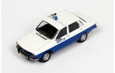 Dacia 1300 Militia - Romanian Police - 1970