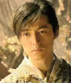 【Chinese drama】Hu Ge (胡歌)in Chinese Paladian (仙剑奇侠传)'. The character he played is Li Xiaoyao (李逍遥).