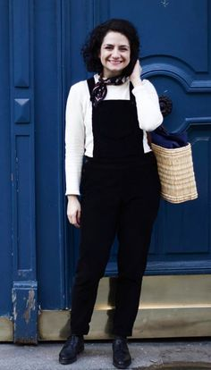 Selmin's Mila Dungarees - Sewing pattern by Tilly and the buttons