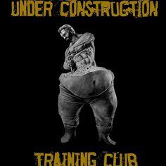 Under Construction Training Club Personal Training Studio Heraklion Crete Kapetan Manoli Mpantouva 120