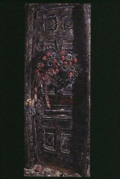 Ivan Albright:  That Which I Should Have Done I Did Not Do (The Door)  - always moves me to tears