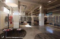 Show-Room Abbigliamento , Catania, 2014 - Sebastiano Adragna