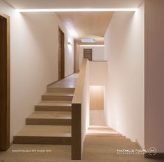 MA0009 ::: Pramet ::: Neubau ::: Massivholzhaus ::: 2012 Stairs, Home Decor, New Construction, Room Interior, Stairways, Ladder, Staircases, Room Decor, Home Interior Design