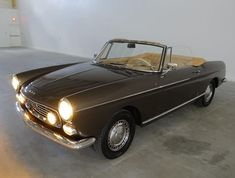 Learn more about Impressive Restoration: 1966 Peugeot 404 Cabriolet on Bring a Trailer, the home of the best vintage and classic cars online. Custom Classic Cars, Classic Cars British, Chevy Classic, Ford Classic Cars, Classic Trucks, French Classic, Peugeot 404, Auto Peugeot, Car Chevrolet