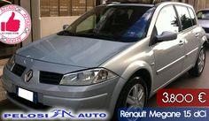Renault Megane 1.5 DCi Da PELOSI AUTO http://affariok.blogspot.it/2016/01/renault-megane-15-dci-da-pelosi-auto.html