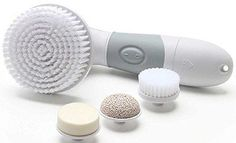 Exfoliating Face Brush Clean Face Body Facial Cleansing Spa Pore Minimizer