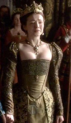 Sarah Bolger as Mary Tudor in The Tudors
