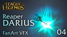REAPER DARIUS (Ultimate) - FanArt VFX