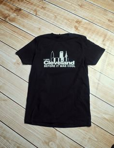 I liked Cleveland before it was cool by PiperAndStone on Etsy