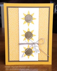 Blog created to share crafting ideas...mainly cardmaking, scrapbooking and digital papercrafting. Online ordering for Stampin' Up! products also available.