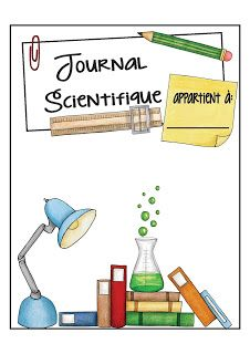 Journal Scientifique
