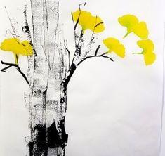 캘리그라피 수업 / 월요반 : 네이버 블로그 Korean Painting, Japanese Painting, Japanese Art, Watercolor Paintings, Watercolor Flowers, Klimt Art, Tinta China, Yellow Art, China Art