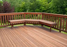 If you need a quality redwood deck sealer that offers long lasting protection, contact this company. They have oil based redwood sealer that works as a perfect deck sealer that has set the new standard for wood protection and beauty.