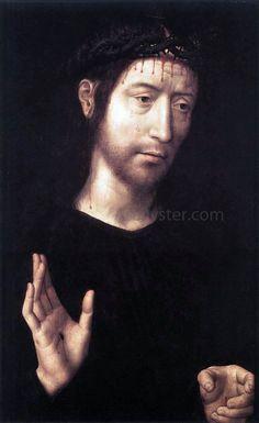 A Flemish Renaissance Hans Memling, Hans Holbein, Jan Van Eyck, Christian Images, Christian Art, Renaissance Paintings, Renaissance Art, Robert Campin, European Paintings