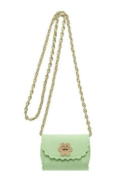 Mulberry mint bag