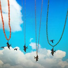 Swallows - Up in the Sky - by PS ONE